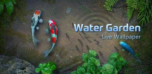 Water Garden Live Wallpaper v1.52